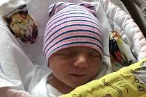 Sára Brožová z Rokycan se narodila 17. března 2020 v Plzni ve FN na Lochotíně rodičům Michaele a Petrovi. Po příchodu na svět jejich dcerka vážila 2940 gramů a měřila 48 centimetrů.