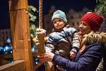 Děti mohou rozhoupat zvon ve zvonici