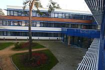 Část areálu vědecko–technologického parku na Borských polích