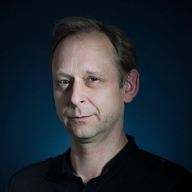 Jakub Zindulka, plzeňský herec, 55let