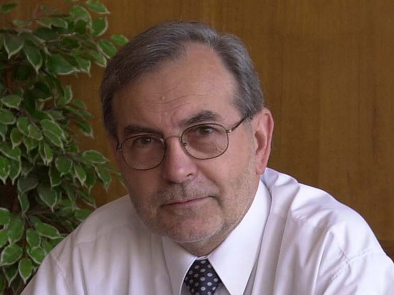 Ředitel Plzeňské filharmonie Vladimír Bako