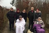 Projekt na podporu důstojného stáří