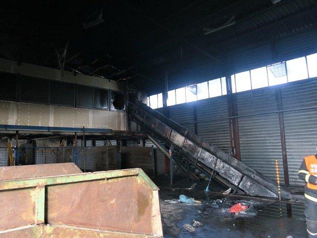 Hasiči odhadují škody na 2,5 milionu korun