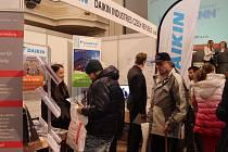 Veletrh pracovních příležitostí v plzeňském Pekle