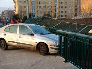 Nehoda v Sušické ulici