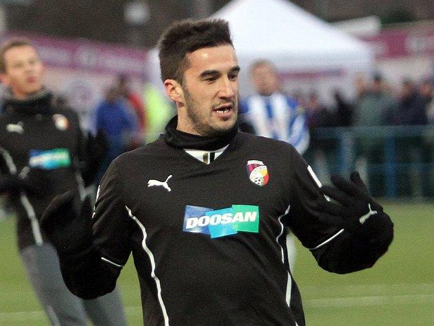 Mužem zápasu byl plzeňský útočník Aidin Mahmutovič, který zaznamenal hattrick.