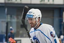 Michal Moravčík je zpátky ve hře, HC Škoda Plzeň