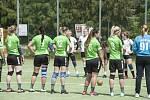 Národní házena I. liga žen: Plzeň-Újezd - Přeštice
