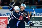Extraliga hokej Mountfield Hradec Králové vs. Plzeň