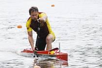 Odchovanec Prazdroje Plzeň kanoista Martin Egermaier má za sebou účast na mistrovství světa a rád by reprezentoval svou vlast na příští olympiádě v Brazílii