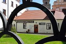Objekt v areálu Františkánského kláštera ve Františkánské ulici bude po rekonstrukci a úpravách sloužit jako soukromý byt biskupa Plzeňské diecéze.