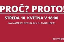 Akce se uskuteční i v Plzni.