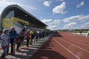 Atletická extraliga družstev 2019 v Plzni
