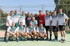 Charitativní turnaj v házené ve prospěch léčby ALS Zdeňka Hejduka