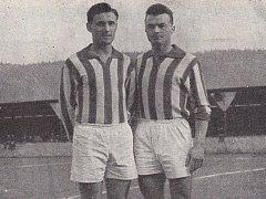 Jiří Feureisl (vpravo) a Karel Matějček