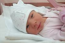 Tereza Kukrálová se narodila 20. prosince v17:55 mamince Lence a tatínkovi Václavovi z Radobyčic. Po příchodu na svět vážila sestřička tříleté Adélky 3390 gramů a měřila 49 cm.
