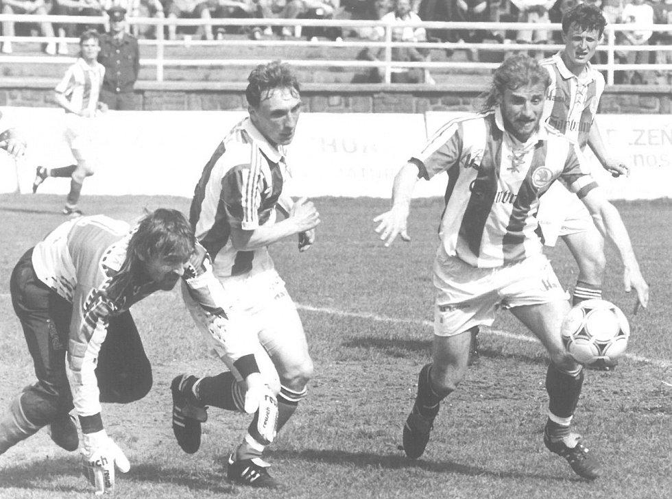 Miroslav Mika (vpravo).