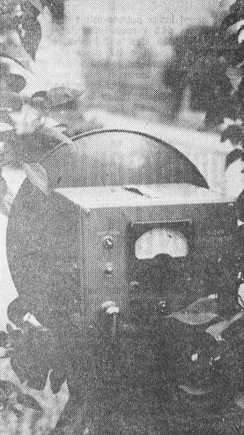 Pravda, 10.listopadu 1967.Radarové zařízení číhá usilnice.