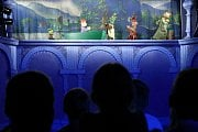 Divadlo Alfa představení Kašpárek a mumie