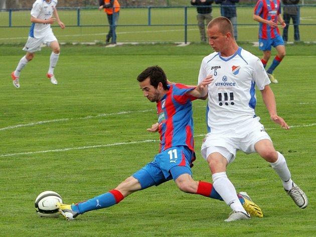 David Štípek (u míče)