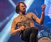 V plzeňském DEPU2015 se v pátek uskutečnilo vyhlašování hudební ankety Žebřík.