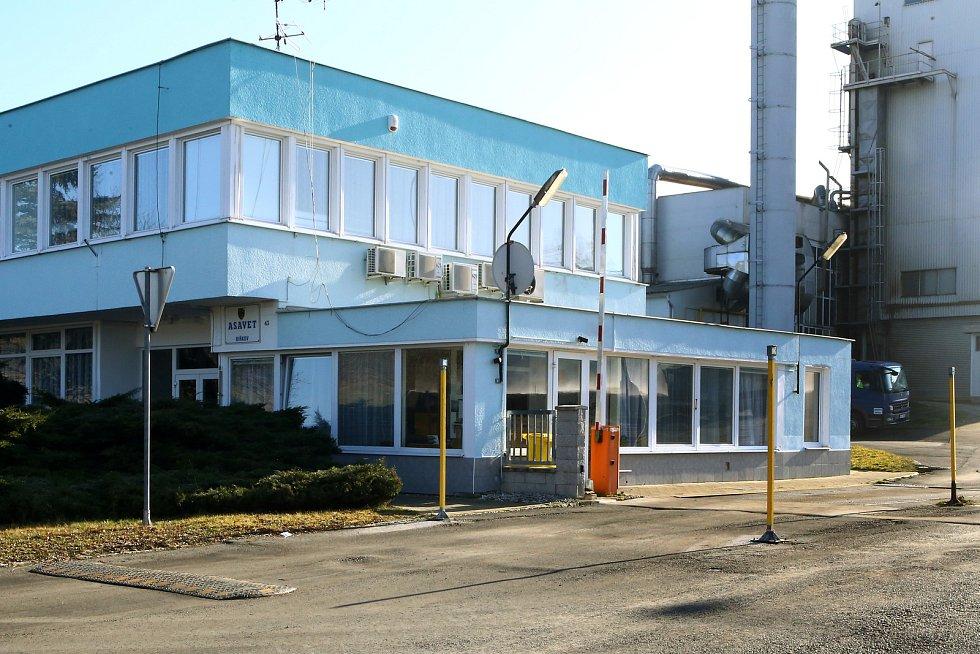 Kafilérie Biřkov společnost Asavet
