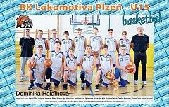 BK Lokomotiva Plzeň - U15