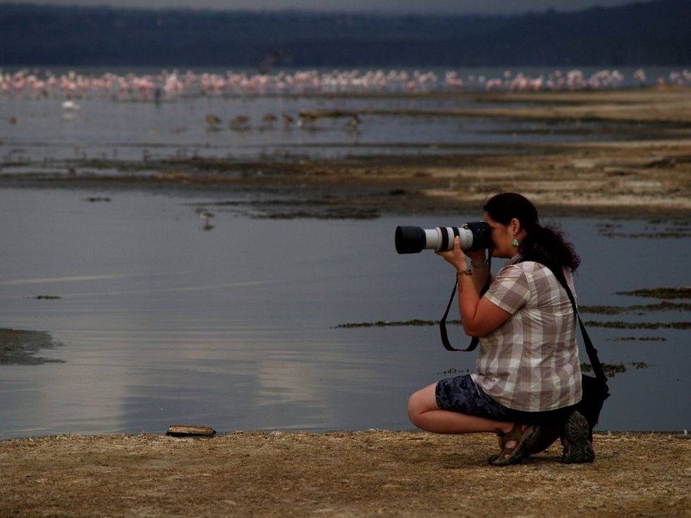 Zůstávají za ní stovky krásných fotografií zvířat a rostlin. Kateřina Misíková ale kromě focení také zpívá a miluje přírodu.