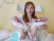 Dvojčata Lenka a Lukáš Štětinovi se narodila 21. prosince mamince Martině a tatínkovi Romanovi ze Šťáhlav. Po příchodu na svět v plzeňské porodnici U Mulačů vážila Lenka 2400 gramů a měřila 44 cm, Lukáš přišel na svět s váhou 2490 gramů a mírou 47 cm.