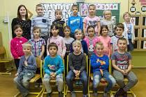 13. ZŠ Plzeň 1.A - třídní učitelka Tereza Lhotková