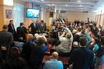 Setkání prezidenta se zastupiteli Plzeňského kraje