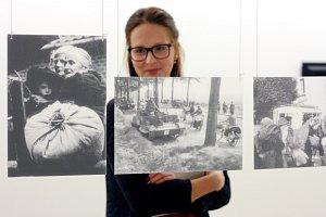 Nová výstava Tenkrát v Evropě je k vidění v Masných krámech.