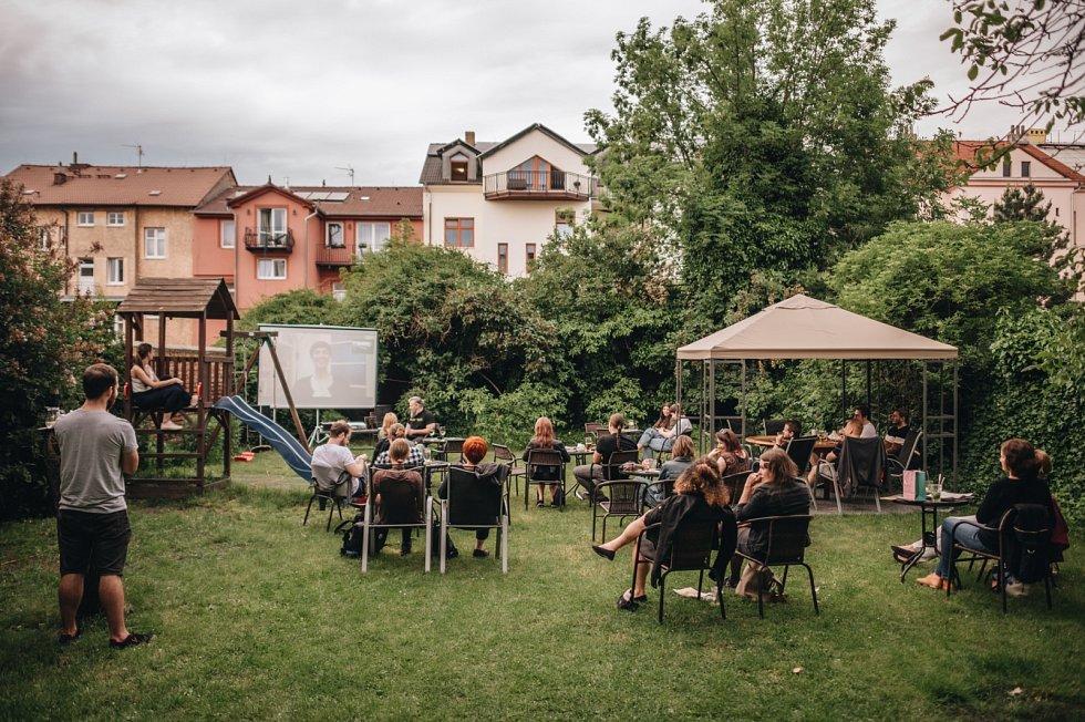 Festival Jeden svět Plzeň.