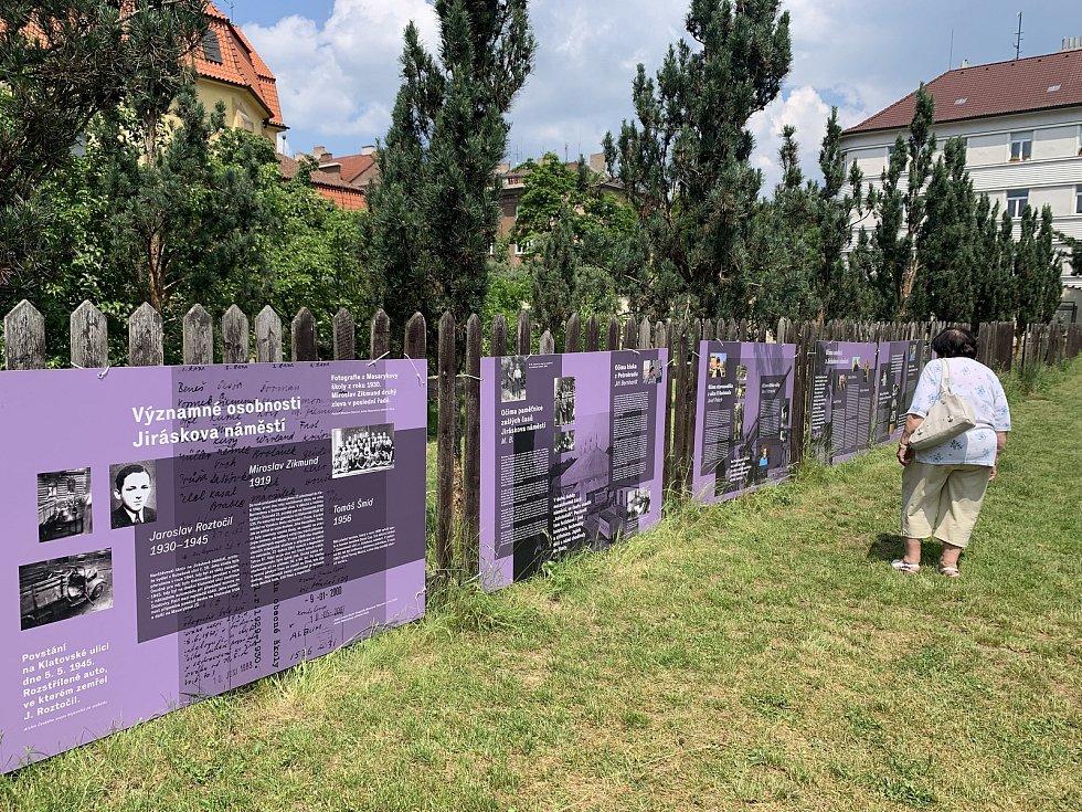 Klášterní zahrada dominikánů otevřela díky Víkendu otevřených zahrad své brány.