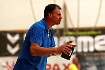 Trenér Talentu M.A.T. Plzeň Martin Šetlík.