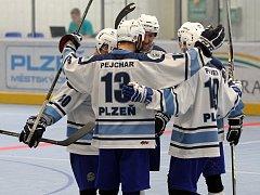 Radosti ze vstřelených branek si hokejbalisté HBC Plzeň užili v základní části extraligy hodně, tu však po vyřazení ve čtvrtfinále play-off nahradilo zklamání.