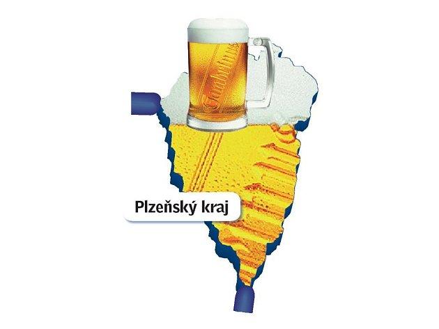 Czechtropa - Plzeňský kraj