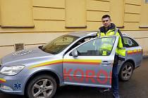 David Tuček, jednatel společnosti 1. Koronerská.