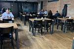 Beer Factory v Plzni dnes po více než dvouměsíční pauze ožilo.
