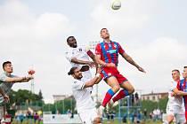 Lukáš Hejda, v přípravném zápase proti slovenskému Spartaku, zprostředkoval čtenářům Deníku první dojmy po příjezdu do rakouského Westendorfu.