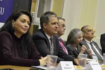 Kandidáti na prezidenta zavítali do Plzně