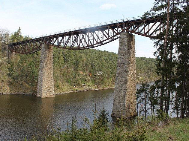 Pňovanský most z roku 1901 čeká příští rok rekonstrukce.