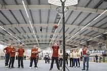 Sportovní hry seniorů v Plzni.