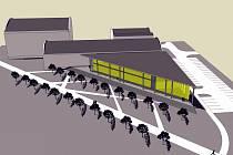 Přístavba Univerzitní knihovny by měla vzniknout do konce příštího roku