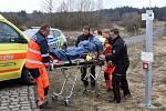 Na území bývalého vojenského újezdu Brdy byly koncem března uvedeny do provozu tři aktivní traumabody.
