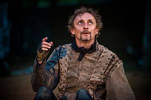 Kamil Halbich jako Don Quijote