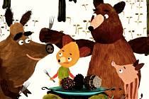 Na programu letošního Juniorfestu, který se odehraje pouze v on-line prostředí, budou i projekce Mlsných medvědích příběhů.