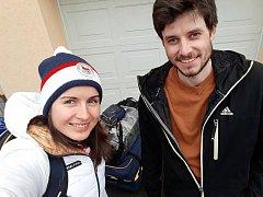 Chystají svatbu. Partnerství Kateřiny Berouškové a Vladislava Razýma získá záhy hlubší rozměr.