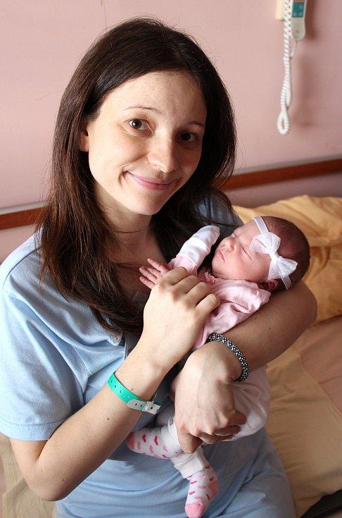 Elizabeth Němečková se narodila 24. ledna v 19:34 mamince Kateřině a tatínkovi Josefovi z Plzně-Litic. Po příchodu na svět ve FN Plzeň na Lochotíně vážila jejich prvorozená dcerka 3250 gramů a měřila 51 centimetrů.