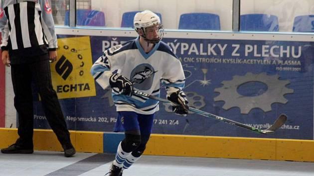 Plzeňský útočník Jan Miksan je momentálně druhým nejproduktivnějším hráčem dorostu západočeského celku, kde plní zároveň i funkci kapitána.